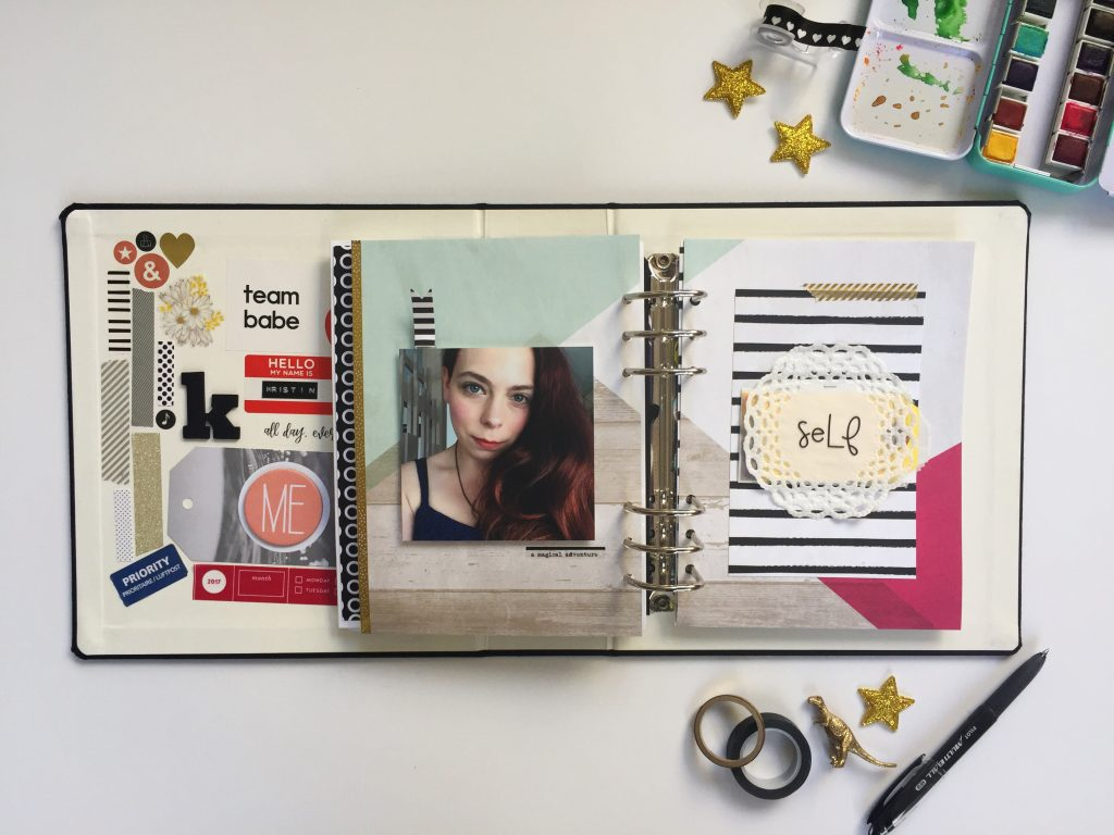 rukristin book of me awesome ladies project